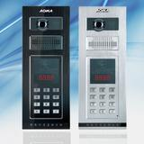 Video Door Station for Apartments with Password and ID Card Unlocking (1302I/C)