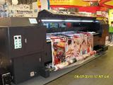Skyjet Synchro Double Side Solvent Printer (larget format)