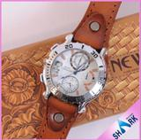 High Quality Stainless Steel Watch for Men with Mechanical Movt