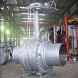 Trunnion Mounted Ball Valve BW Ends