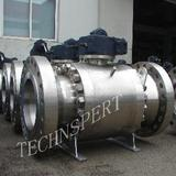 Flange Trunnion Mounted Ball Valve