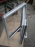 Aluminum Tilt and Turn Window