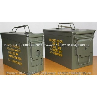 M2A1 ammo can