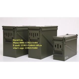 M548 ammunition box