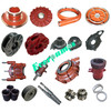 Warman equivalent exchangable slurry pump spare parts