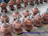 Rotary Assembly of Self-Priming Trash Pump