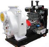 Self-Priming Diesel Water Pump (XBCS)