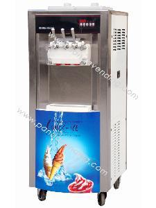 Economy Tricolor Ice Cream Machine (3200)