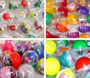 Bulk Vending Toy Capsules