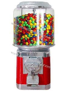Round Gumball & Candy Vending Machine (TR501)
