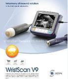 Veterinary Ultrasound Wristscan V9 for Pregnancy Solution