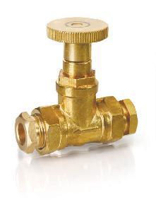 Fire Valve with Nut (VG-C23102)