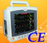 """CE Approved 6- Parameter Patient Monitor, Vital Sign Monitor, 8.4"""" Screen"""