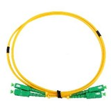 Fiber Optic Patch Cord Sc/Apc-Sc/Apc Singlemode Duplex