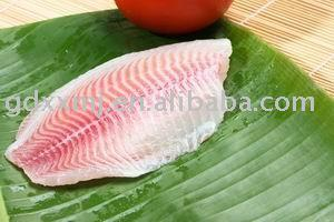 Normal skinned tilapia fillet (STTP)
