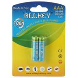 AAA 800mAh Rechargeable Battery