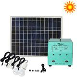 Solar Energy System for Home Use Fs-S105A for Fridge, TV, Light with CE Iec RoHS