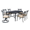Cast aluminum furniture -Kingwin Collection