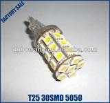 Xenon White 30-SMD 3156 3157 LED Backup Reverse Lights