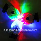 wholesale cheap LED bicycle UFO shaped rear light,high bright bike rear light