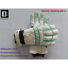 Rechargeable heating glove