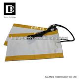 Portable battery Temperature control heating element