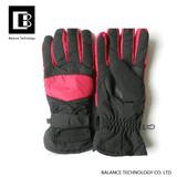 Nylon fabrics heating gloves