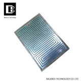 Low volt DC design Temperature control heating element