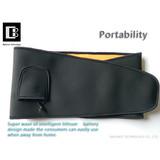 Portable battery heating knee pad