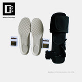 Rechargeable heating shoe-pad/insole