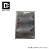 USB battery heating element
