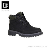 Temperature control heating shoes