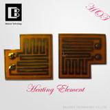 electric heating element for warm