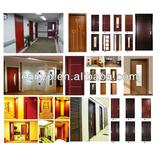 PVC Interior doors wood resin doors interior