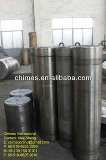 Hydraulic Roll Shaft for Flat Rubber Vulcanizing Processing Machines