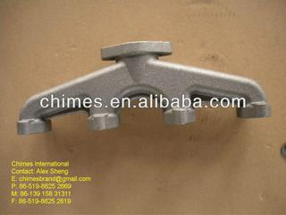 Resin Sand Alloy Cast Iron Auto Parts