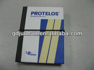 Kraft paper cover notebook with calculator