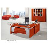 B2072Y 2013 Fashionable Executive Wooden Office Desk