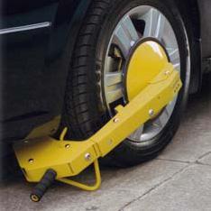 wheel locks AS-WL-1(CAR)