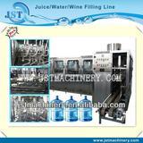 20 liter 5 gallon barrel bottle water filling machine / Equipment / Line