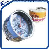 hot sale metal tin /can clock