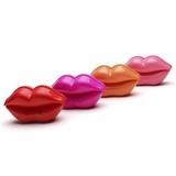 Fashion Colored Lip Shape Magic Detangling Brush