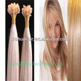 "Top Quality 28"" brazilian hair 100 keratin tip human hair extension"