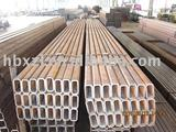 building steel construction square steel tube