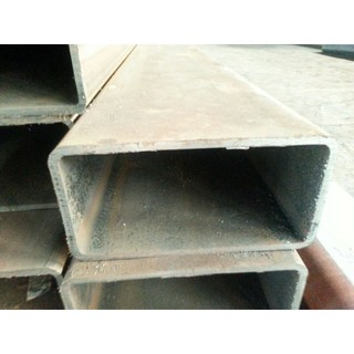 400*200*14mm rectangular steel pipe