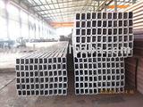seamless rectangular steel tube used in making machinery