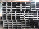 making truck rectangular steel tube