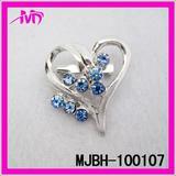 bulk rhinestone brooch pin