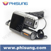Phisung Pro2 HD 720P Dual lens car video recorder