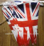 plastic bunting flag